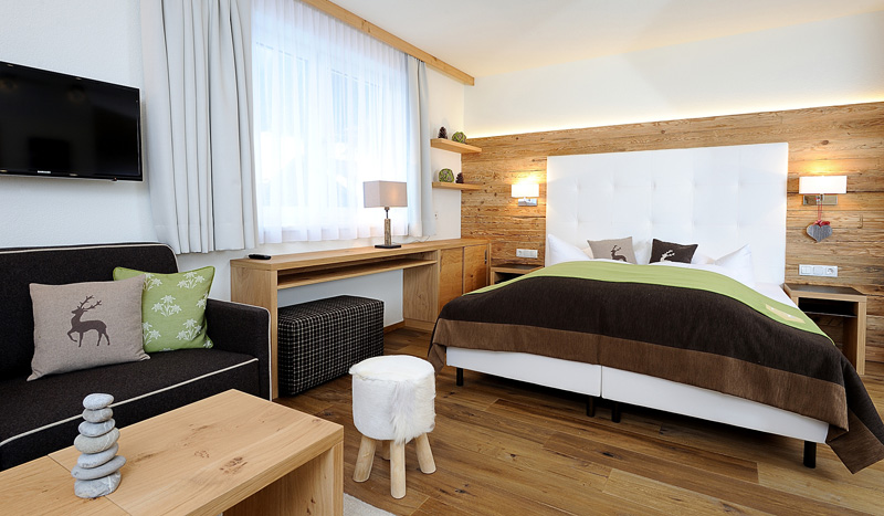 Double Room Alpine Style South
