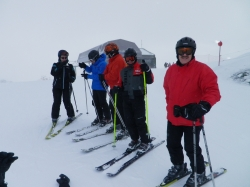 Skiguiding in Ischgl